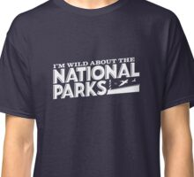 I'm Wild For the National Parks: Sea Birds Classic T-Shirt