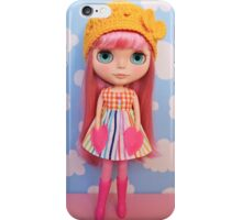 Rainbow girl iPhone Case/Skin
