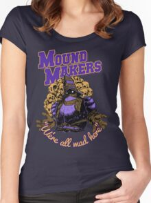 Mound-Makers Covenant Women's Fitted Scoop T-Shirt