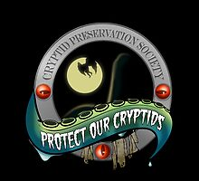 Cryptid Preservation Society (Color) by Mechanical-Koi
