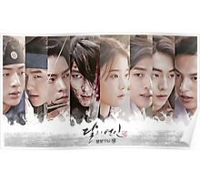 Scarlet Heart Ryeo official poster Poster