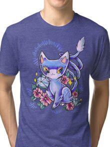 Glameow Tri-blend T-Shirt