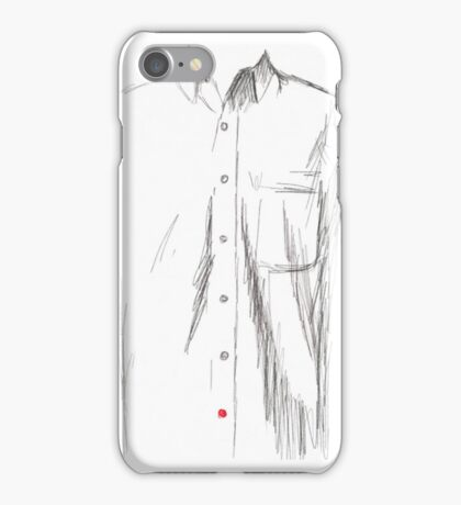 His Shirt iPhone Case/Skin