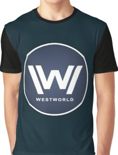 Westworld HBO Graphic T-Shirt