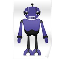 Robot Character #149 Poster