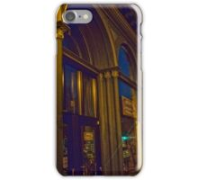 3rd St. Street Scene iPhone Case/Skin
