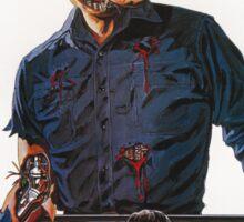 Westworld Poster Sticker