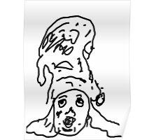 A Bassett Hound Poster