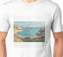 Man O'War Beach Dorset Unisex T-Shirt