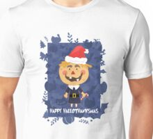 Happy Hallothanksmas! Unisex T-Shirt