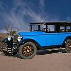 1928 Buick Master 6 Sedan by DaveKoontz