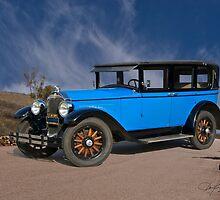 1928 Buick Master 6 Sedan by DaveKoontz