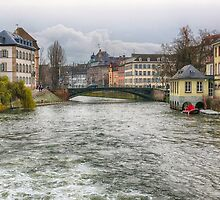 Strasbourg France by Murray Swift