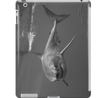 The Young White Turns - B&W (cases) iPad Case/Skin