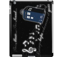 Hope Bringer iPad Case/Skin