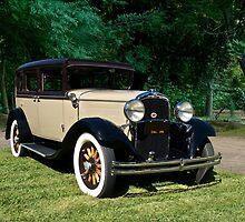 1929 Dodge DA Sedan by DaveKoontz