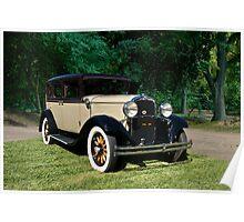 1929 Dodge DA Sedan Poster