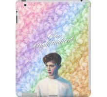 Troye Sivan Blue Neighbourhood Rainbow iPad Case/Skin