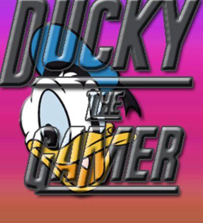 DuckytheGamer Sticker