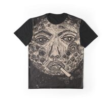 Tired Graphic T-Shirt