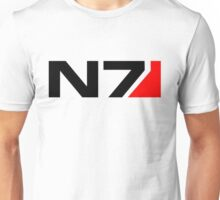 Mass Effects N7 Unisex T-Shirt