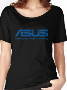 a.s.u.s asus heart touching Women's Relaxed Fit T-Shirt