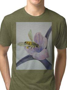 Bee a Humble Worker Tri-blend T-Shirt
