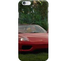 Ferrari F430 Spyder iPhone Case/Skin