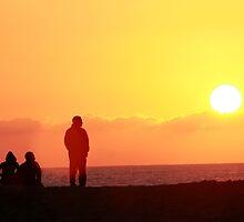 Sunset by emilymartian