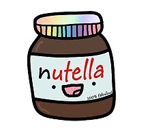 NUTELLA by ShenaniganPants