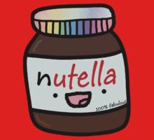 NUTELLA One Piece - Long Sleeve