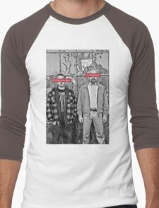 The Chemist and the Entrepreneur - Breaking Bad Men's Baseball ¾ T-Shirt