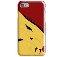 Magnus, Dragonborn Pirate iPhone Case/Skin