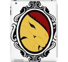 Magnus, Dragonborn Pirate V2 iPad Case/Skin