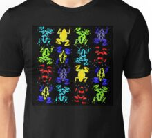 All The Dart Frogs Unisex T-Shirt
