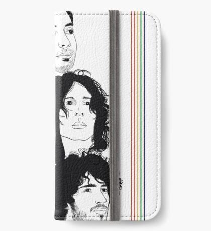FUTURE PRESENT PAST - The Strokes iPhone Wallet/Case/Skin