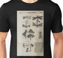 The History of Four Footed Beasts Serpents and Insects 150 Unisex T-Shirt