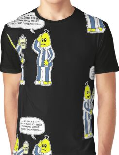 Are you thinking what I'm thinking B1 ? Graphic T-Shirt