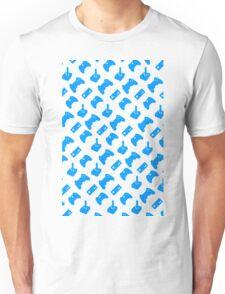Aqua Gamer Unisex T-Shirt