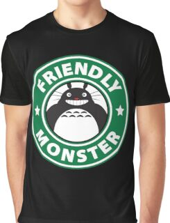Friendly Monster Graphic T-Shirt
