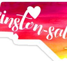 Winston-Salem Sticker