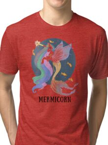 mermicorn  Tri-blend T-Shirt