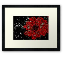 Abstract Magellan 30 Framed Print