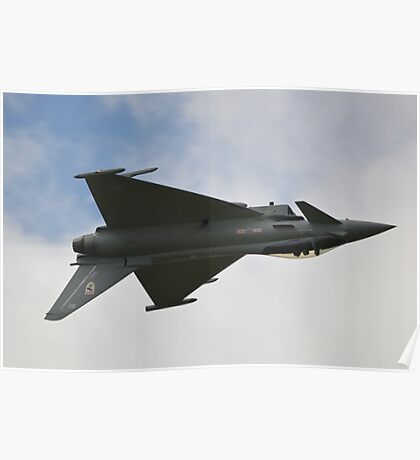 Typhoon Inverted Poster