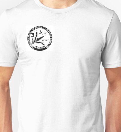 Cornerian 3rd Fleet Unisex T-Shirt