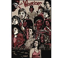 THE WARRIORS Photographic Print
