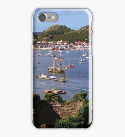 River Conwy  iPhone Case/Skin