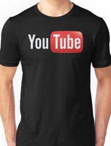 YOU TUBE Unisex T-Shirt