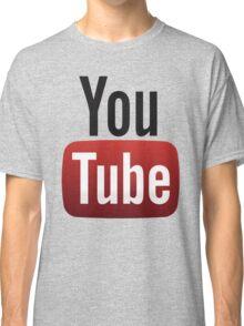 YOU TUBE Classic T-Shirt