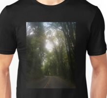 Enchanted Forest Drive Unisex T-Shirt